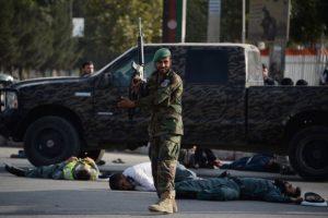 迎流亡副总统归国 阿富汗自杀攻击酿逾130人死伤