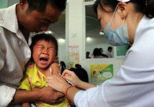 """中共""""国家形象""""破碎 毒疫苗抢占全球媒体头条"""