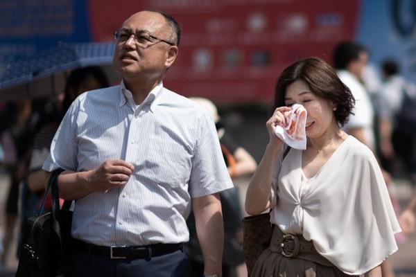 一天热死13人 日本高温破纪录已逾2万人送医