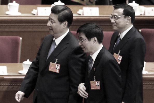 王滬寧重要活動定格6.26 專家:北戴河或決定命運