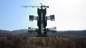 """北纬38度:朝鲜着手拆除""""西海卫星发射基地"""""""