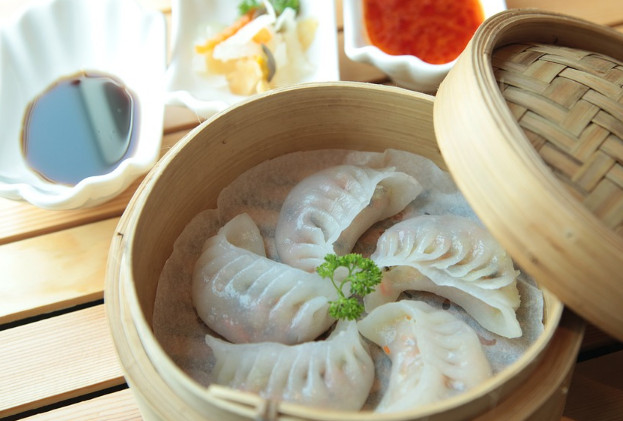 韭菜鲜肉饺子 家常美味简单做(视频)