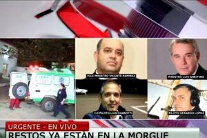 巴拉圭飞机失事 农业部长等4人罹难