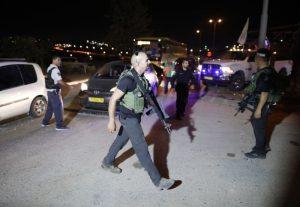 巴勒斯坦人袭击以色列人1死2伤 歹徒遭击毙