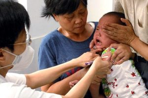 疫苗醜聞激怒網友:刪帖的,你们孩子都打针了吗?
