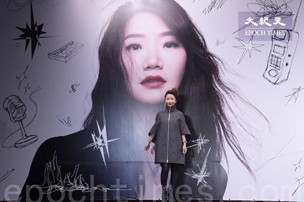 陶晶瑩籌備大型個唱 向王菲討教唱歌技巧