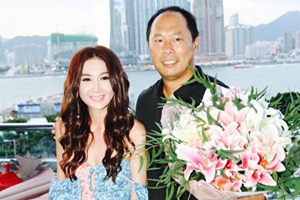 溫碧霞提前慶祝52歲生日 感恩丈夫帶來美好