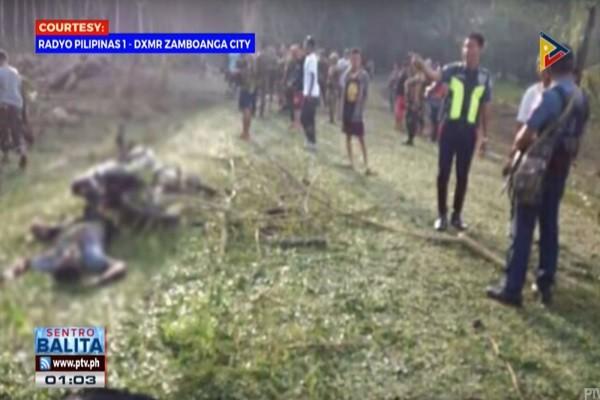 菲南汽車炸彈「炸出大坑」至少10死