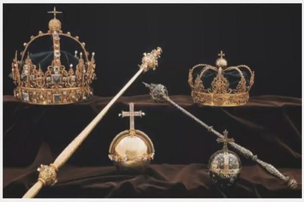 瑞典皇室3件國寶文物遭竊 寧靜小鎮震驚