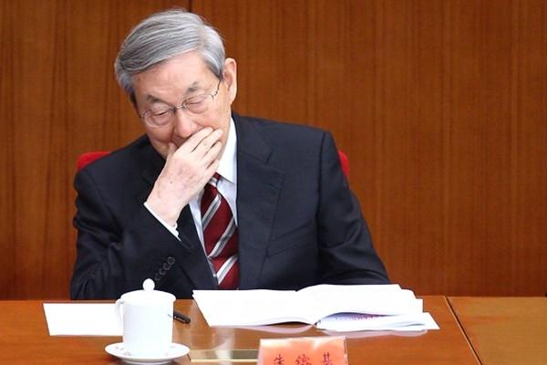 朱鎔基曾9次遇險  中共黨內暗殺不斷