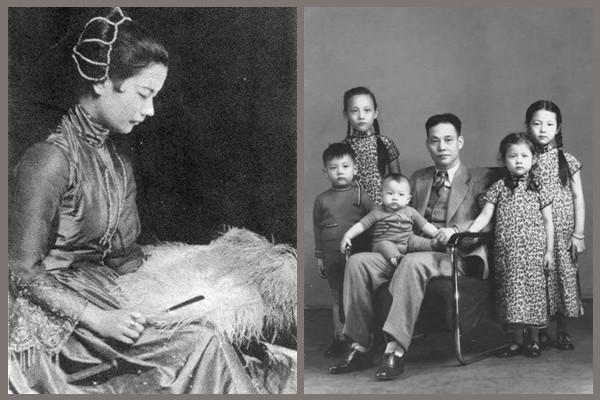 上海名媛送5子女出國  成功躲過家族覆滅