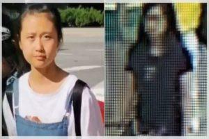 換裝跳機?中國女童在美機場遭亞裔女子帶走
