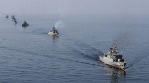 伊朗波斯湾军演 美密切监视 以色列警告军事介入