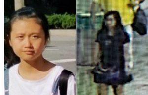 虚惊一场 失踪中国女孩被父母带走