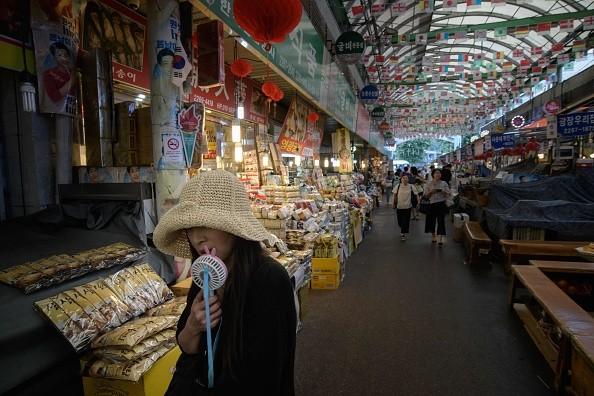 中国女韩国逛街被炸伤 获赔1.26亿