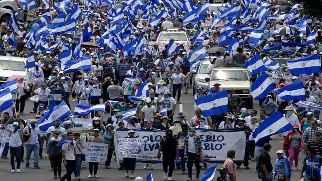 抗议逾百天2300多人死伤 尼国政府打压医界