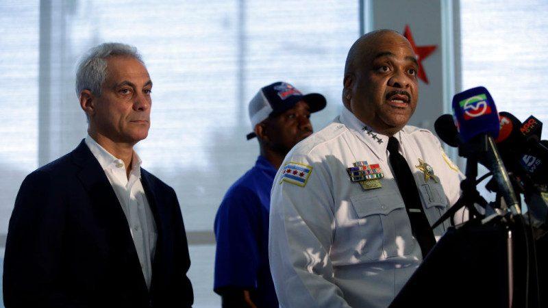芝加哥週末死傷75人 控槍最嚴城市槍擊案最多