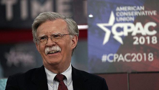 美贸易谈判代表换人 博尔顿:打到北京妥协为止