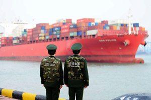 外媒看中美貿戰:中共「撒手鐧」重傷自己