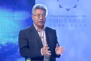 """北大教授批中国民族主义:对西方""""羡慕嫉妒恨"""""""