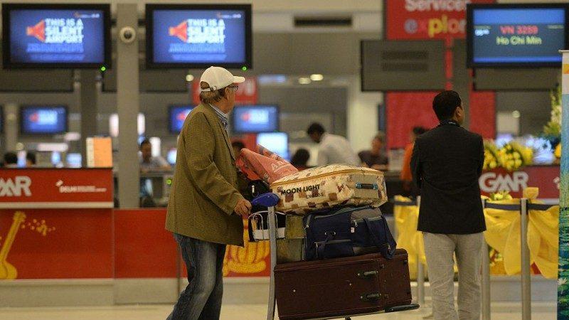 走私18公斤黄金入印度 7名台湾人被捕