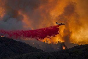 加州複合型大火超越歷史記錄  9月初或有望撲滅