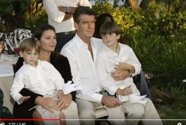 好萊塢男星25年來不變的愛(視頻)