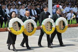 長崎原爆73週年 市長呼籲去核化