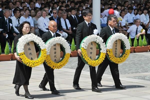 长崎原爆73周年 市长呼吁去核化
