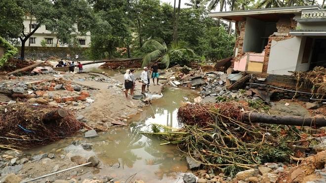 印南雨季24水庫持續洩洪 下游災情慘已知27死