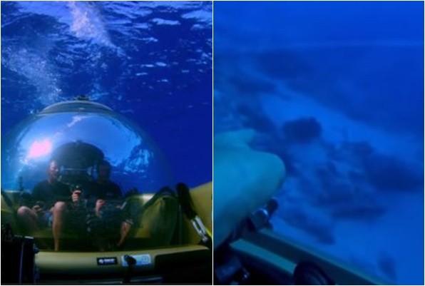 外星沉船?美探险家在百慕大三角发现不明物体