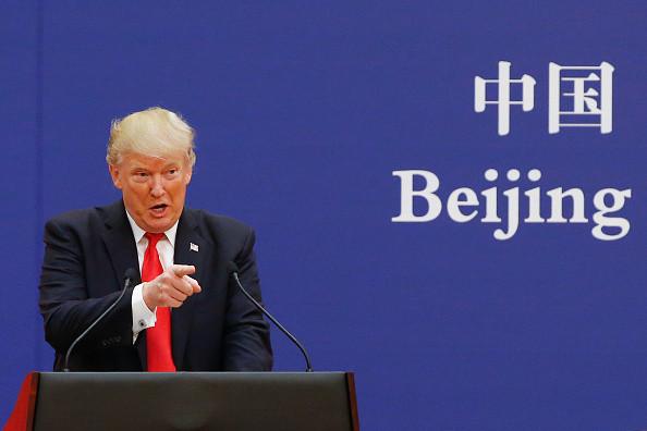 消息人士:北京决策者都被川普震惊了