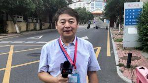 美國之音記者採訪孫文廣被抓 外媒驚呼:中共撕破臉