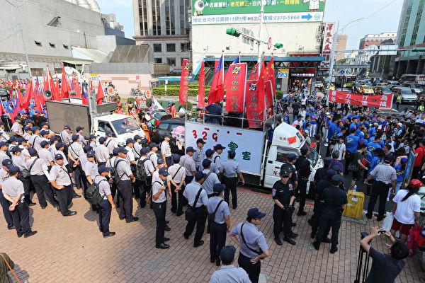 唐浩:共产红祸步步包围 台湾该如何突围(上)