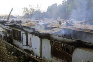 智利养老院凌晨恶火 10名卧病在床妇女活活被烧死