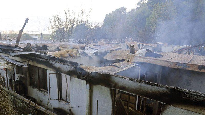 智利養老院凌晨惡火 10名臥病在床婦女活活被燒死