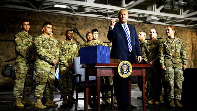美新國防法案118次提中共 新冷戰時代開啟
