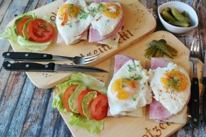 雞蛋減肥法 瘦身、逆轉脂肪肝(視頻)