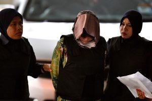 金正男遇刺案宣判 2女謀殺罪名成立
