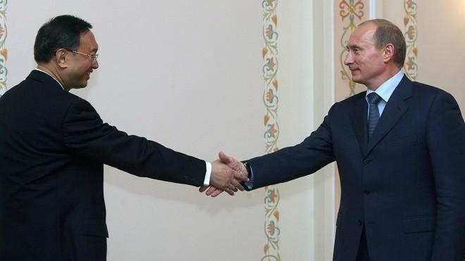 貿易戰逼出「國際孤兒」 楊潔篪緊急訪俄內幕曝光