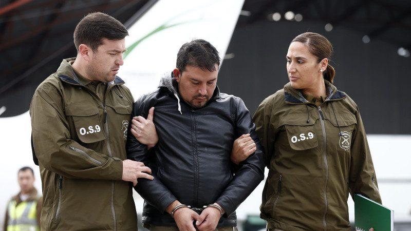 涉9起客机炸弹威胁 智利警方逮捕1名男子