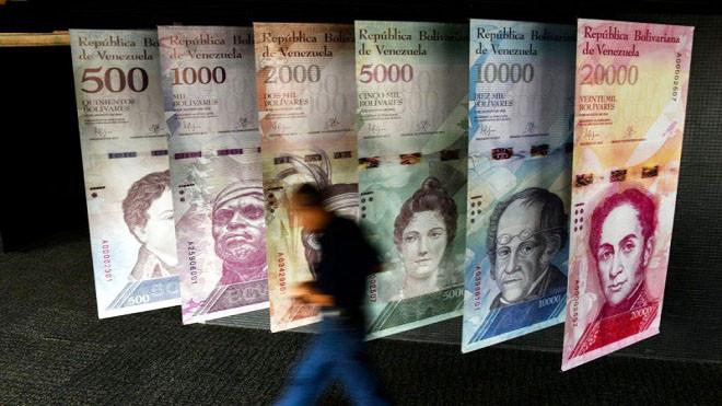 惡性通膨 委內瑞拉重訂幣值少5個零 上調最低工資