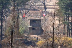 韓朝先拆10座監視哨所 韓美聯軍司令:提升互信伴隨風險