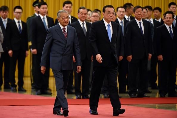 """马国取消""""一带一路"""" 美媒:中共外交的一大失败"""