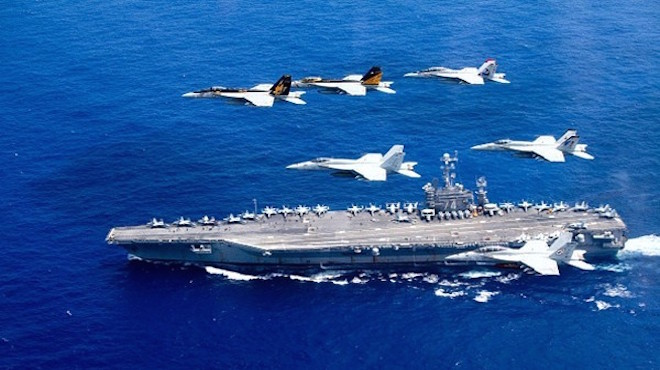 誰是真正「航母殺手」?美軍隱身導彈服役