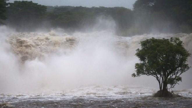 颶風襲夏威夷引發山洪 川普宣布進入緊急狀態
