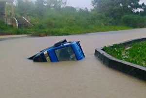 致災性暴雨襲擊南台灣 嘉義鹿草達820毫米 已知1死11傷