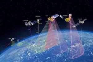地球著火了? NASA衛星圖告訴你真相