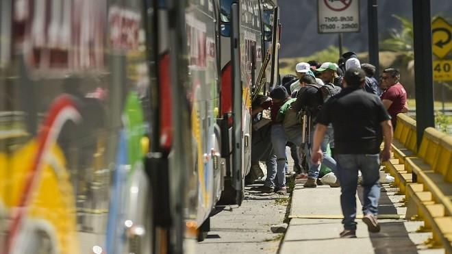 开放人道走廊 厄瓜多尔允委国移民前往秘鲁