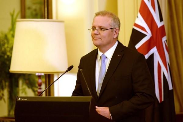 川普電話道賀 澳新總理莫里森邀其到訪